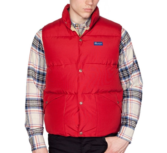 Penfield Outback Vest (Red Oxide)
