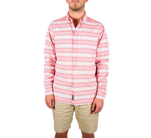 Penfield Sherborn Shirt (Red)