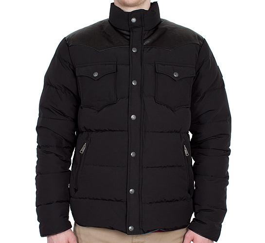 Penfield Stapleton Jacket (Black)