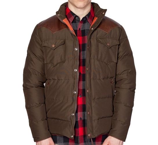 Penfield Stapleton Jacket (British Green)