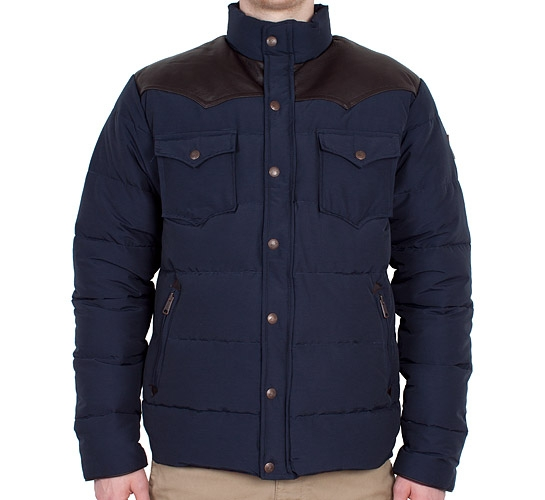 Penfield Stapleton Jacket (Navy)