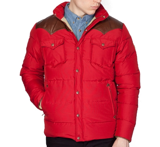 Penfield Stapleton Jacket (Red Oxide)