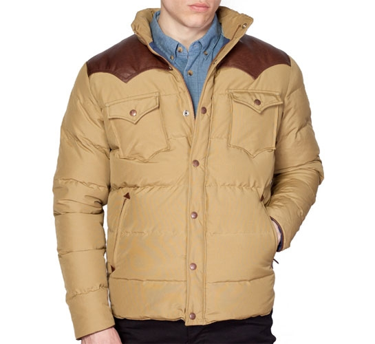 Penfield Stapleton Jacket (Tan)