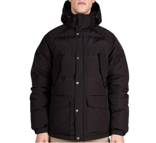 Penfield Summit Jacket (Black)