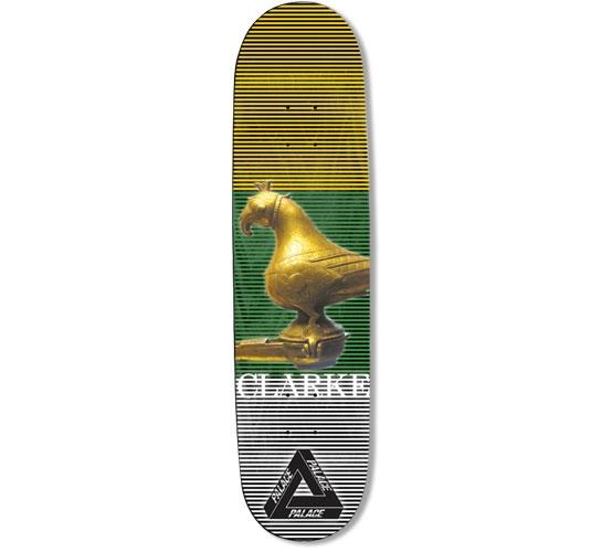 "Palace Skateboard Deck - 8"" Lucien Clarke (Bird)"