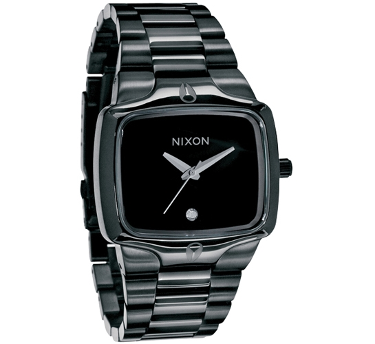 Nixon The Player Watch (All Black)
