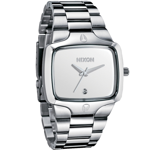 Nixon The Player Watch (White)