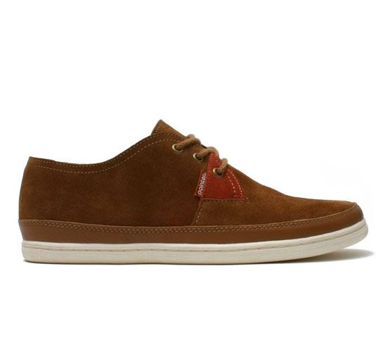 Pointer Footwear - A.J.S. (Tan/Brick)