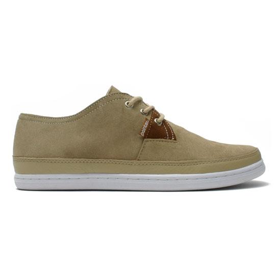 Pointer Footwear - A.J.S. (Camel/Tan)