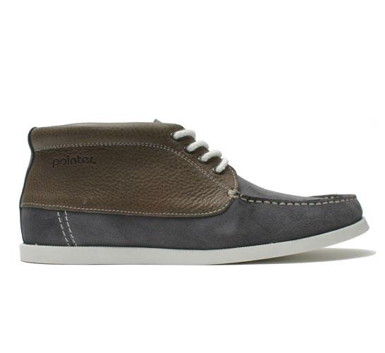 Pointer Footwear - Benson (Charcoal)