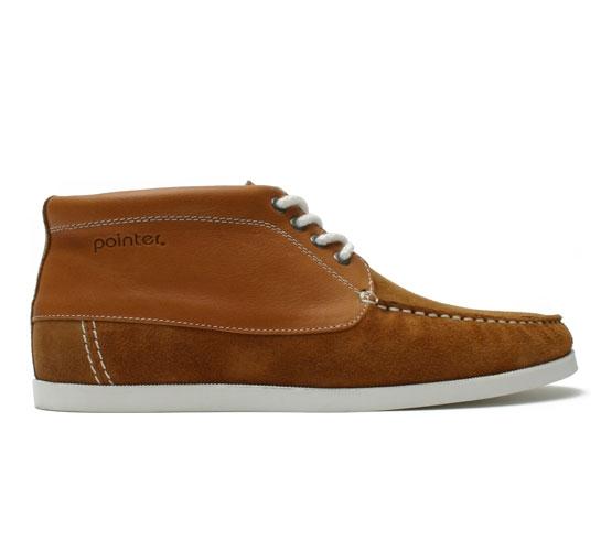 Pointer Footwear - Benson (Sand)