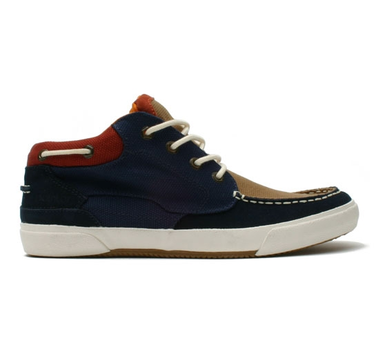 Pointer Footwear - Taylor (Peacoat/Sand)