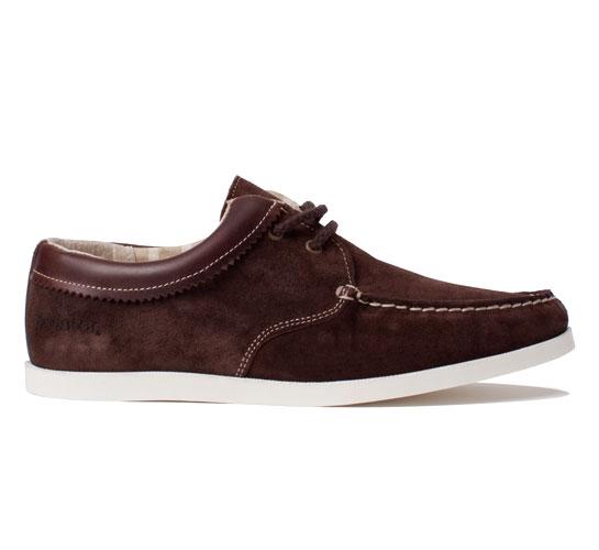 Pointer Footwear Saha (Dark Brown)