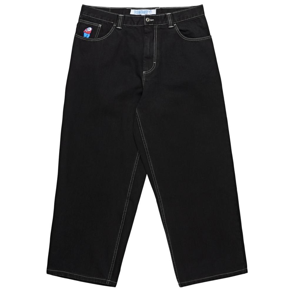 Polar Skate Co. Big Boy Jeans (Black)