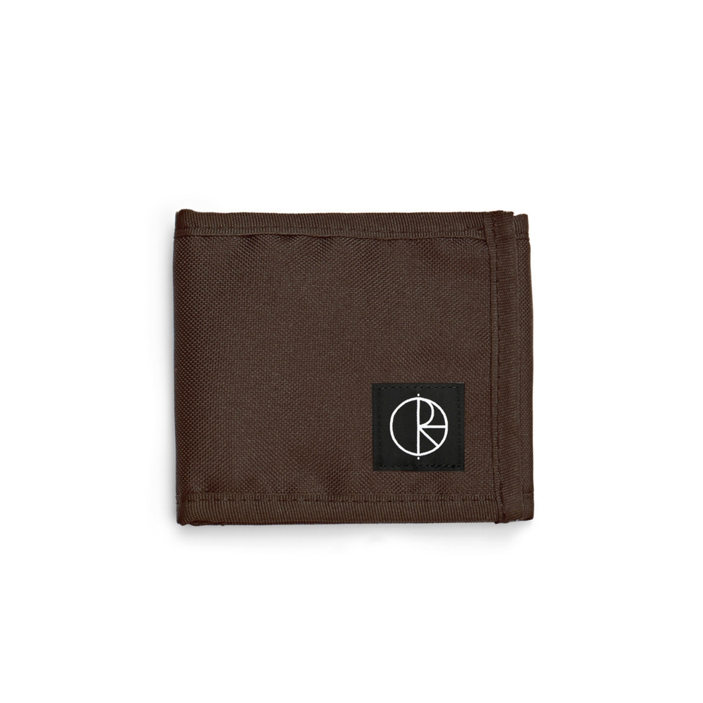 Polar Skate Co. Cordura Wallet (Brown)