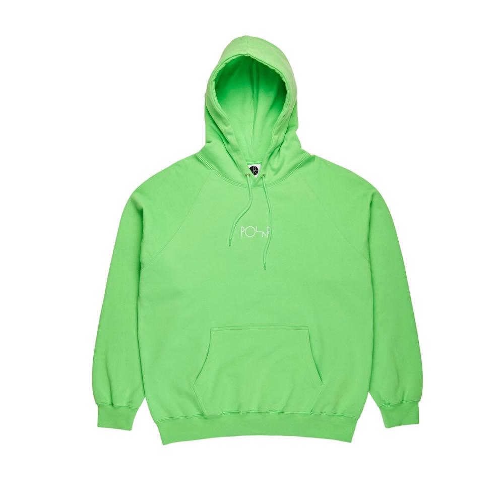 Polar Skate Co. Default Pullover Hooded Sweatshirt (Gecko Green)