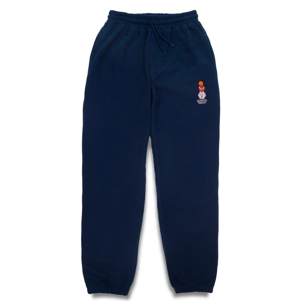 Quartersnacks Snackman Sweatpants (Navy)