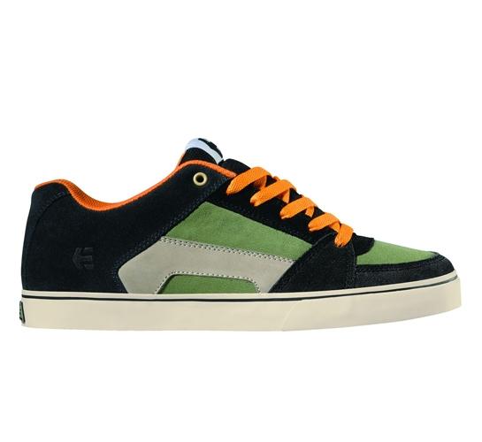 Etnies Recognition Skate Shoes - RVL (Black)
