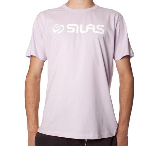 Silas Old Logo T-Shirt (Light Purple)