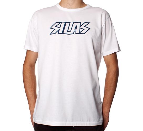 Silas Rock Logo T-Shirt (White)