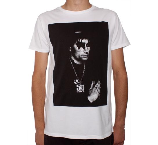 Sixpack France Monk T-Shirt (White)
