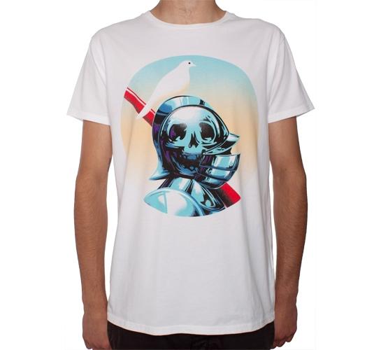 Sixpack France Twin Peaks T-Shirt (White)