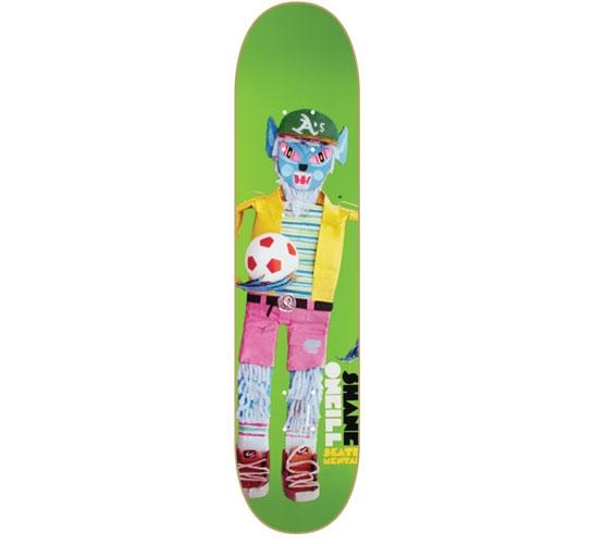 """Skate Mental Skateboard Deck - 7.75"""" O'Neill (Doll Small)"""