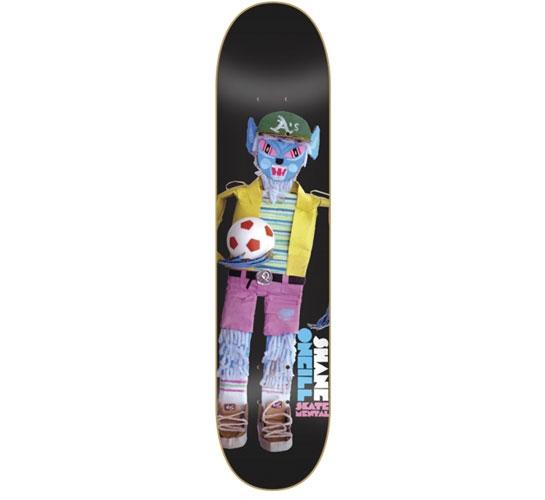 """Skate Mental Skateboard Deck - 8.125"""" O'Neill (Doll Large)"""
