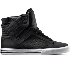 Supra Footwear - Skytop (Tuf Black)