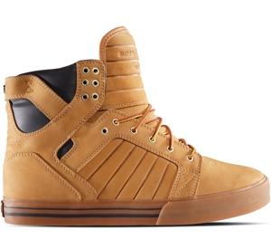 Supra Footwear - Skytop (Tan)