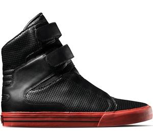 Supra Footwear - Tk Society (Black Perf)
