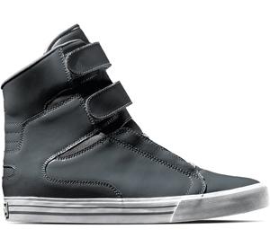 Supra Footwear - Tk Society (Grey Patent)
