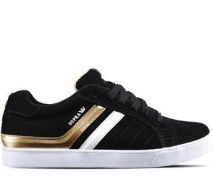 Supra Footwear - Sport (Black / Gold)