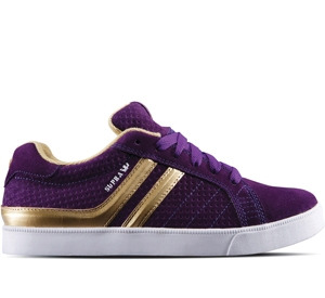 Supra Footwear - Sport (Purple / Gold)