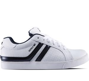Supra Footwear - Sport (White / Navy)