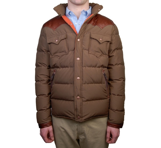 Penfield Stapleton Jacket (Fossil)