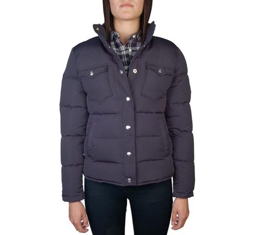 Penfield Women's Jacket - Stapleton Solid (Navy)