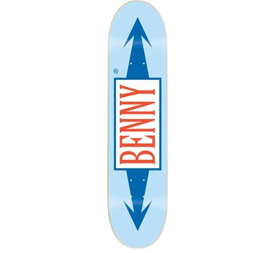 """Stereo Skateboard Deck - 7.75"""" Fairfax (Benny Arrows)"""