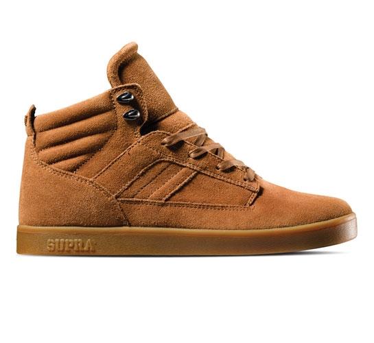 Supra Footwear - Bandit (Tan Suede)