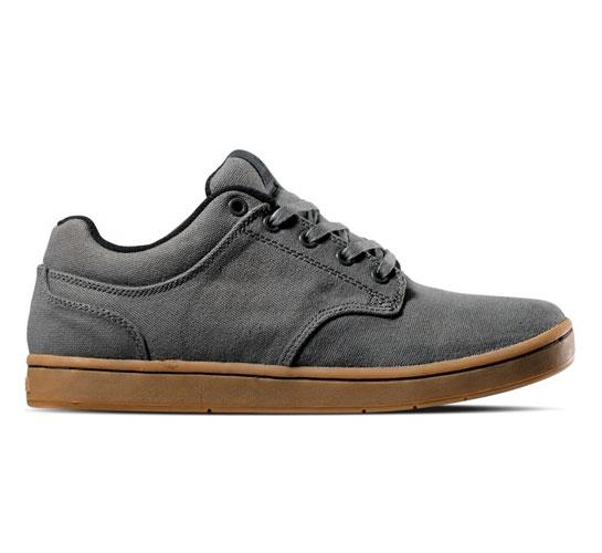 Supra Footwear - Dixon (Grey Canvas)