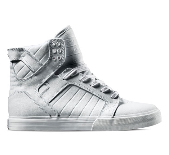 Supra Footwear - Skytop (White Gunny Tuf)