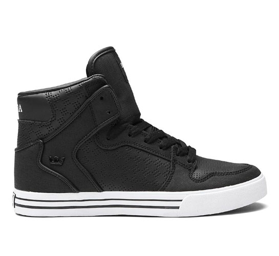 Supra Footwear - Tuf Vaider (Tuf Black)
