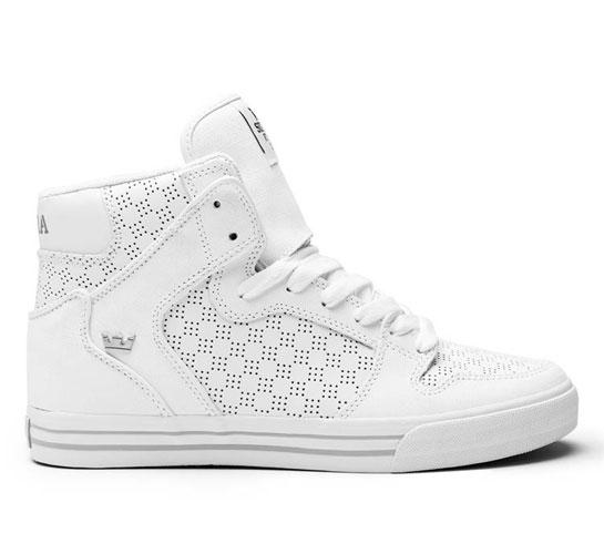 Supra Footwear - Tuf Vaider (Tuf White)