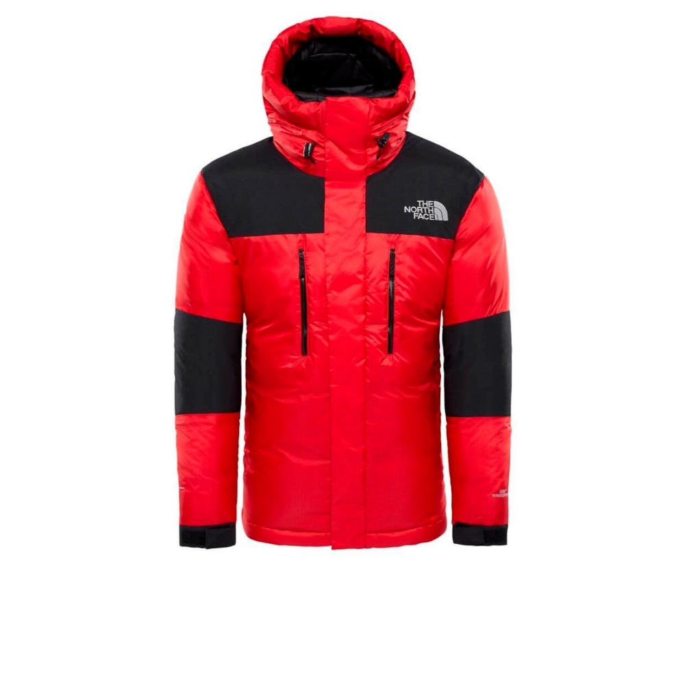 The North Face Original Himalayan Windstopper Down Jacket (TNF Red/TNF Black)