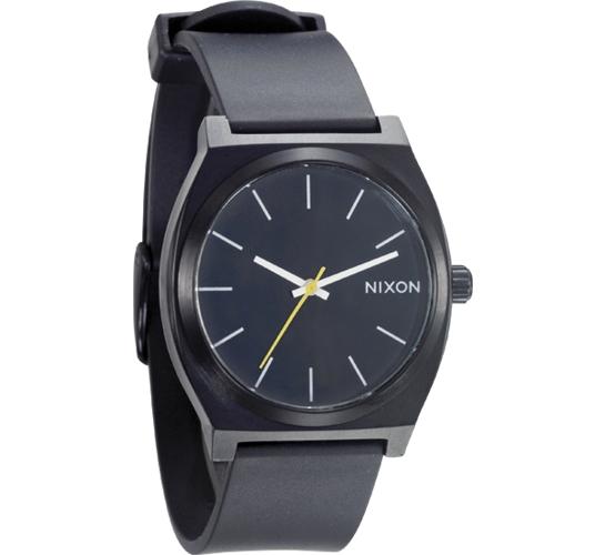 Nixon The Time Teller P Watch (Black)