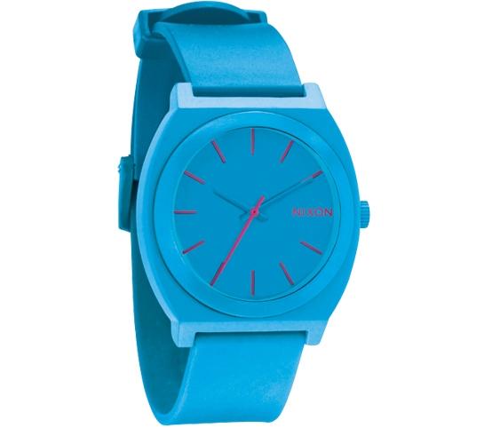 Nixon The Time Teller P Watch (Bright Blue)