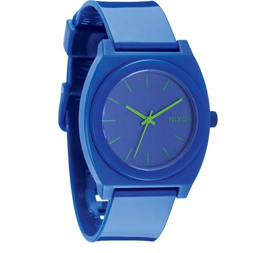 Nixon The Time Teller P Watch (Indigo)