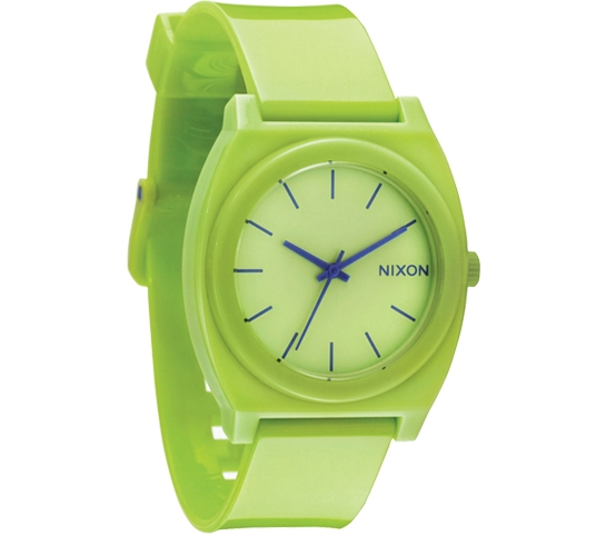 Nixon The Time Teller P Watch (Lime)