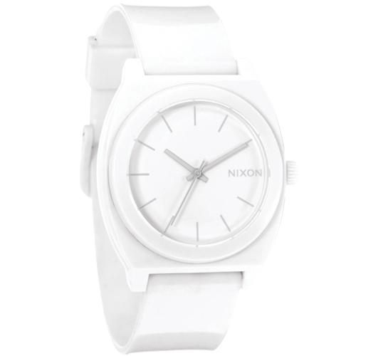 Nixon The Time Teller P Watch (White)