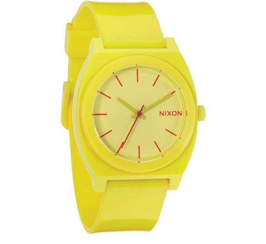 Nixon The Time Teller P Watch (Yellow)